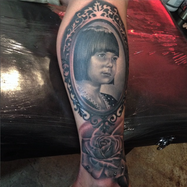 Reno Portrait Tattoo