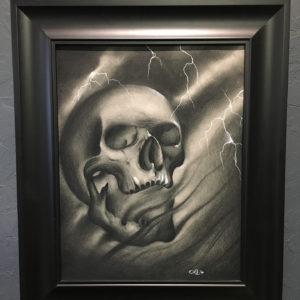 skull lighting charcoal original 2016 jonnie evil